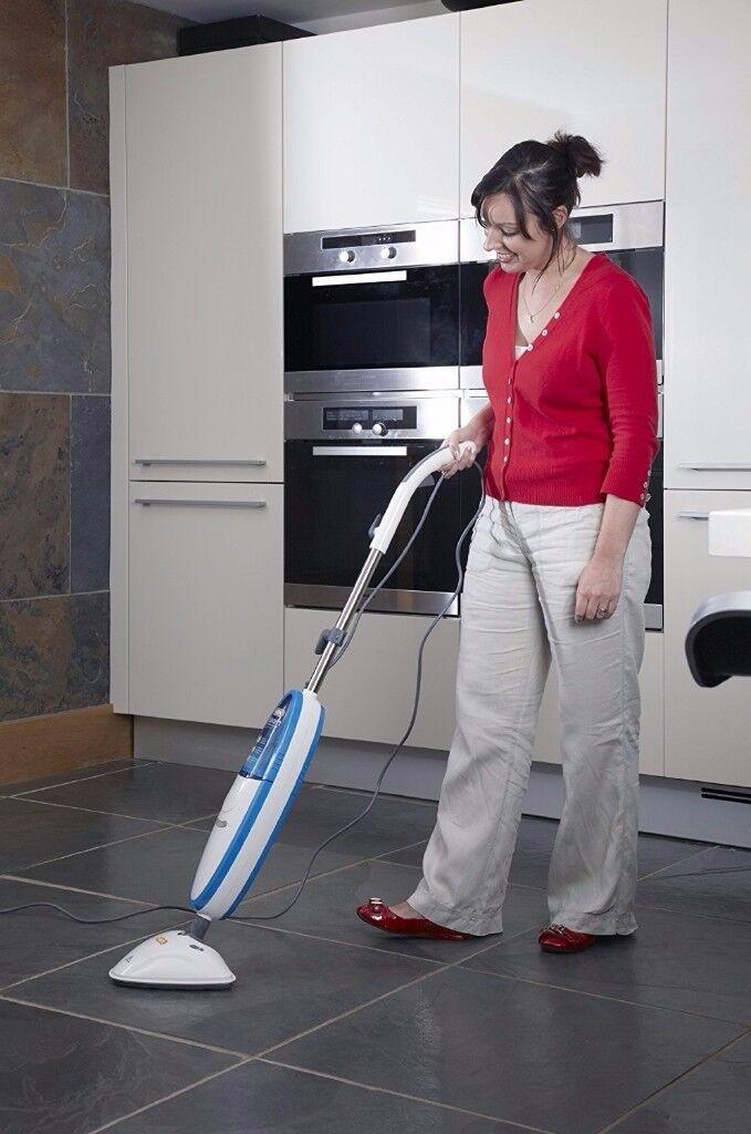 Vax S2 Hard Floor master steam mop