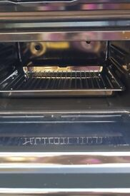 Swan Black Gas Cooker, 50cm, Fully working. Very clean. NO OFFERS