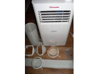 Inventor Epic 9.000 Btu/h Portable Air Conditioner with dehumidifying capabilities
