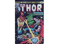 Thor Comics - Bronze Age