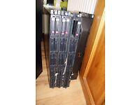 Servers HP DELL rack