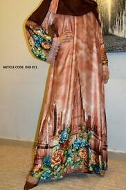Dresses and Abayas