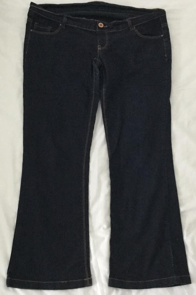 Women's Clothing Maternity Jeans Size 14
