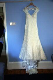 Wedding dress - Augusta Jones - Anita - Cream