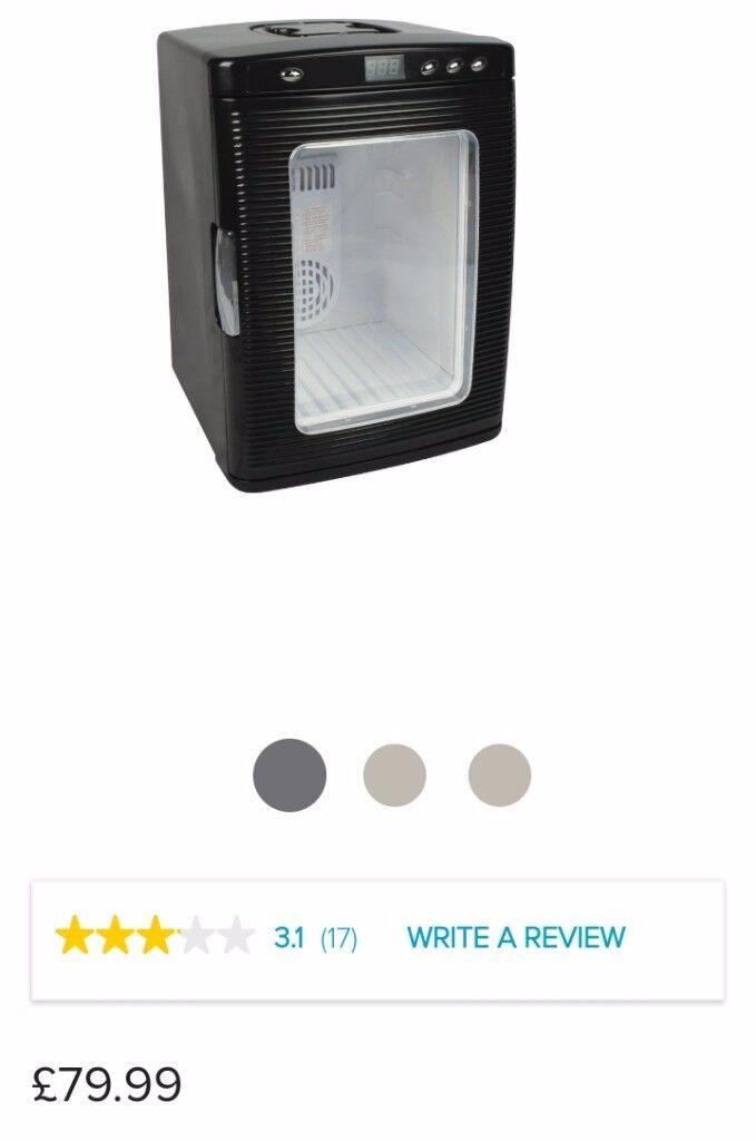Mapplin fridge/warmer. Brand new in box. Never been opened.