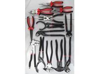 Various pliers