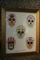 SUGAR SKULLS by Sunny Buick (Artist Proof)