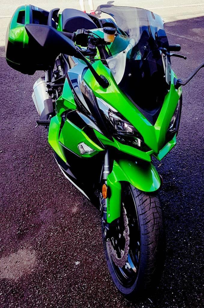 2017 Kawasaki Z1000 sx