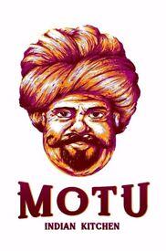 Head Chef | Motu, Indian Kitchen | Various London Locations