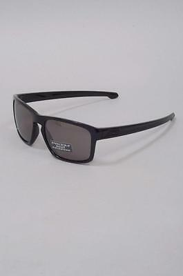 New Oakley Sliver XL PRIZM POLARIZED Sunglasses Black/Daily OO9341-06 Sport