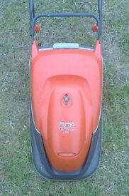 Used Flymo Turbo Compact 330 electric lawnmower