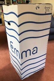 Emma Mattress - King Size - 150cm x 200cm - Brand new, still boxed - Which Best Buy