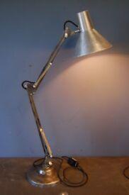 Vintage Articulated Desk Lamp