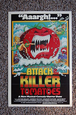 Attack Movie Poster 24inx36in