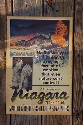 Niagara Lobby Card Movie Poster Marilyn -