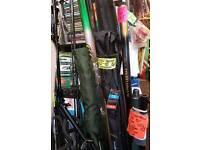 Daiwa yank n bank & Fishing tackle reels boxes rods poles