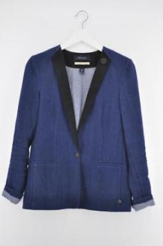 Mooie denim blazer van Maison Scotch (Scotch & Soda)