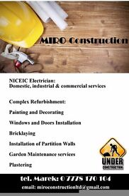 FAO: Landlords & Investors – Electrical & Construction services