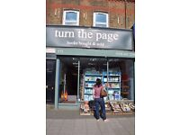 BOOKSHOP CLOSING DOWN - ALL STOCK MUST GO NOW!
