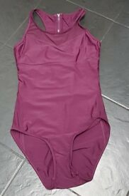 Plum purple swimsuit