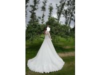 Stunning Mori Lee 2620 Wedding Dress 10