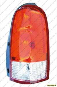 Tail Light Passenger Side PONTIAC MONTANA SV6 2005-2009