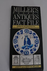 Miller's Pocket Antiques Fact File Book
