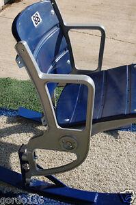 texas stadium seat rocking chair floor mounts custom attachment dallas