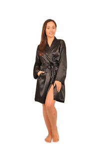 Satin-Charmeuse-Robe-Five-Colors-Sizes-S-M-L-XL-2X-Up2date-Fashion-Style-Gwn11