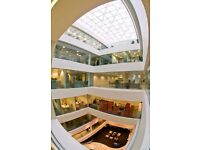 Stylish office space situated near to the internationally renowned Broadgate complex