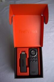 Brand new Amazon Fire Stick Fully Loaded with 2000+ Channels