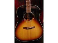 7b674fb7ad Furch RS32-SM vintage series mint, acoustic guitar, Gibson j45 shape,  original