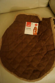 Quilted Dog Coat Brand New With Tag Size S