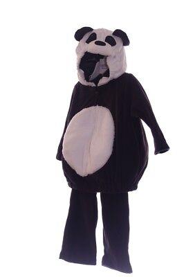 Baby Costume Panda (Carters Baby PANDA BEAR Girls Boys Halloween Purim Costume 12 18 24 Months)