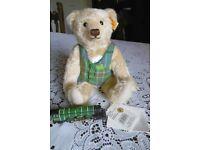 Steiff Flying Scotsman Teddy Bear