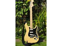 Fender stratocaster mexican   Guitars for Sale - Gumtree