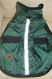 Waterproof dog coat size M