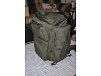 Protex Carp catch Fishing Rucksack Holdall Bag Padded selling all equipment