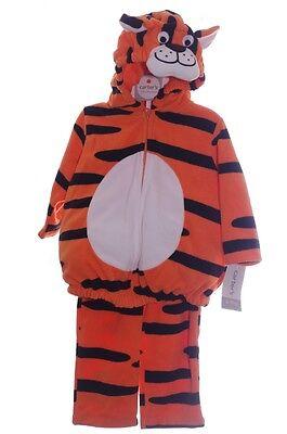 Carter's Baby Boys Girls TIGER Animal Purim Halloween Costume 3 6 Months NEW - Boys Tiger Costume