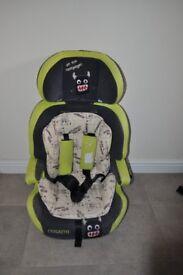 Car seat Cosatto 9kg-36kg