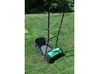Garden Manual Lawnmower