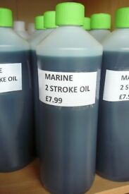 OUTBOARD ENGINE MARINE 1 LITRE 2 STROKE OIL TCW-3