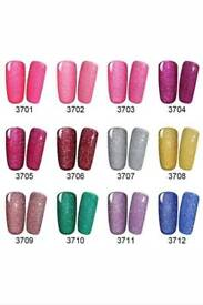 Elite99 Bling Neon Gel Nail Polish UV LED