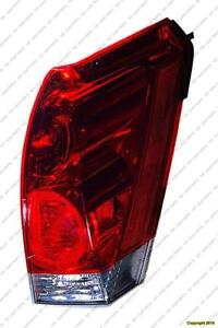 Tail Lamp Base/Sl/S Passenger Side High Quality Nissan QUEST 2004-2009