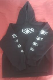 4x Hoodies (Rock/Goth/Metal)