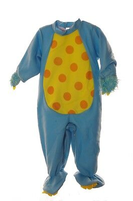 Baby Boo Boy Infant Monster Halloween Costume Size Medium 12 18 Months NEW - Baby Boo Costume