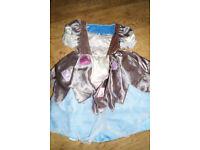 Double sided Disney Cindirella Dress size 3-4 yrs From M&S