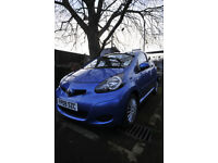 2009 Toyota Aygo 1 OWNER / PERFECT FIRST CAR / 12month CLEAN MOT / FULLY SERVICED / CLEAN CONDITION