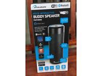 Bluetooth Buddy Speaker with Amazon Alexa Brand New Unopened Box.
