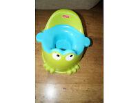 Fisher-Price My Froggy Potty